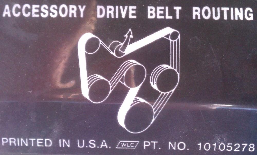 medium resolution of smog pump delete pictures please serpentine belt belt diagram jpg