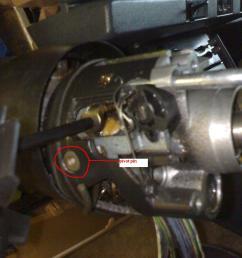 steering column feels like a loose tooth third generation f pontiac trans am steering column diagram [ 1600 x 1200 Pixel ]