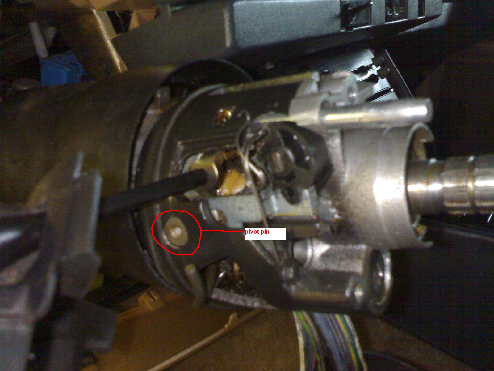 hight resolution of steering column feels like a loose tooth third generation f pontiac trans am steering column diagram
