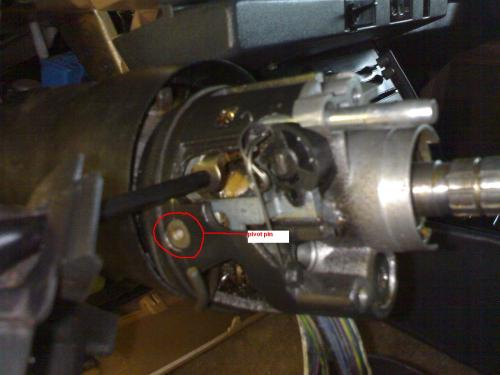 small resolution of steering column feels like a loose tooth third generation f pontiac trans am steering column diagram