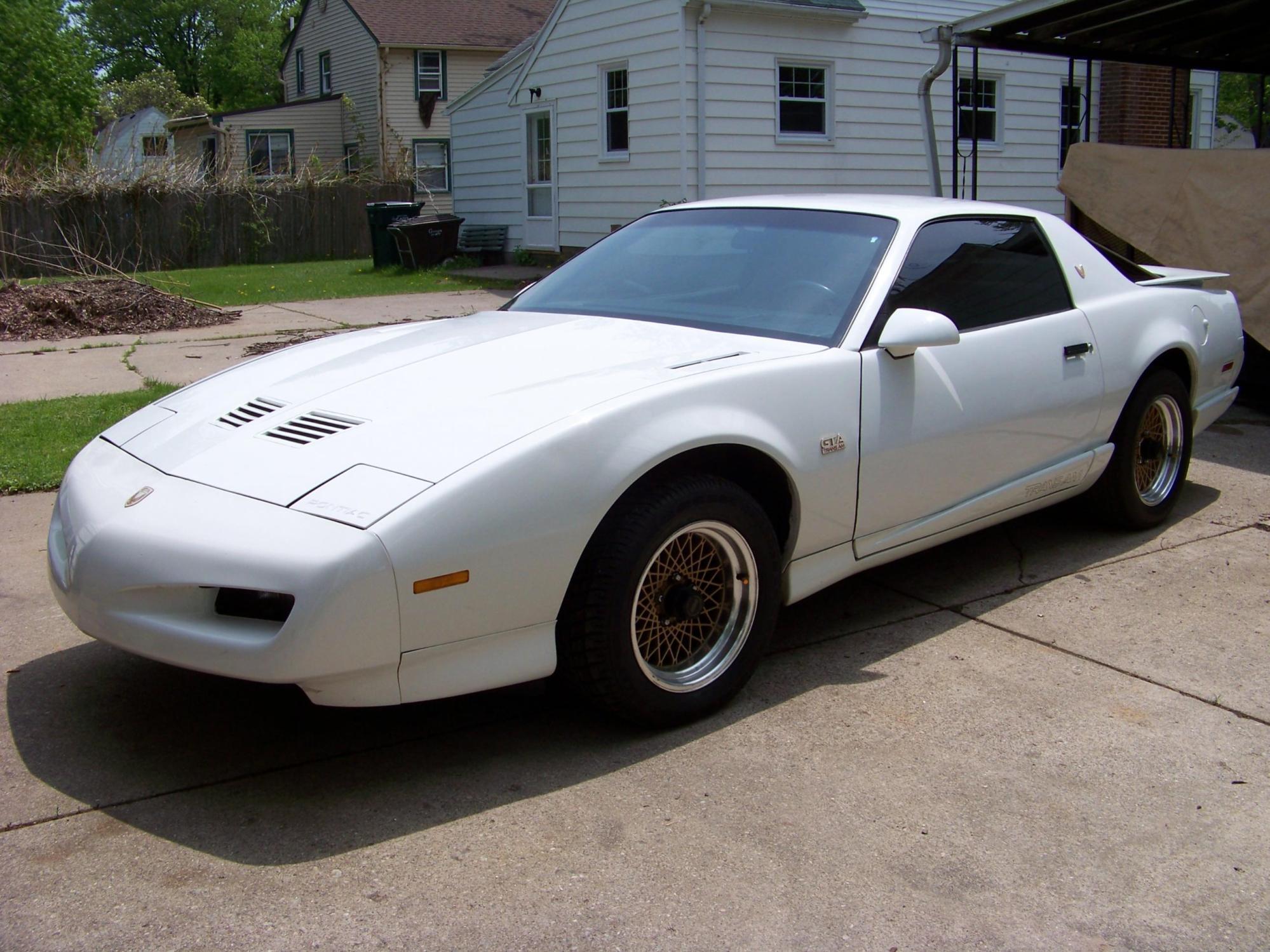 hight resolution of 1989 pontiac trans am turbo for sale michigan 1991 pontiac trans am gta ws6
