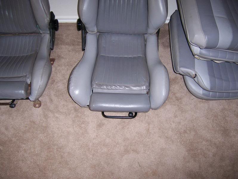 texas 1984 recaro seats for sale