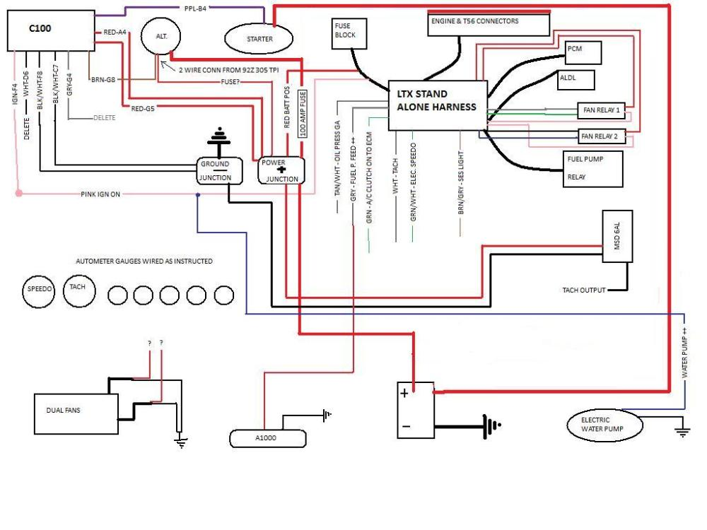 medium resolution of lt1 swap wiring diagram wiring diagrams lt1 engine wiring diagram lt1 engine swap wiring
