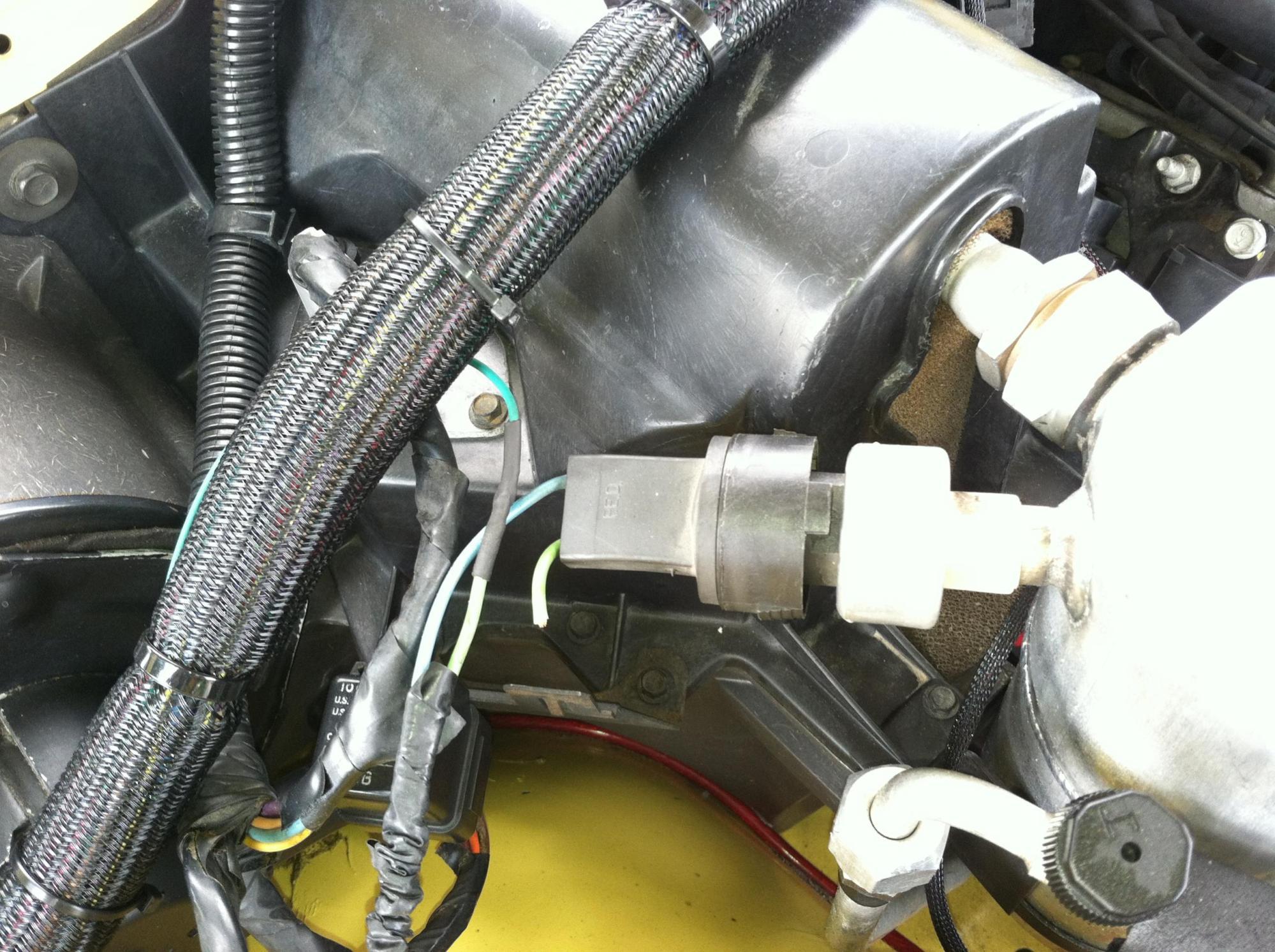 hight resolution of  hvac blower wiring on ls1 swap and hawks harness img 0551 jpg