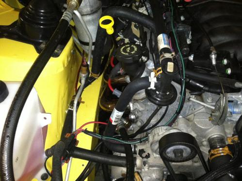 small resolution of  hvac blower wiring on ls1 swap and hawks harness img 0313 jpg