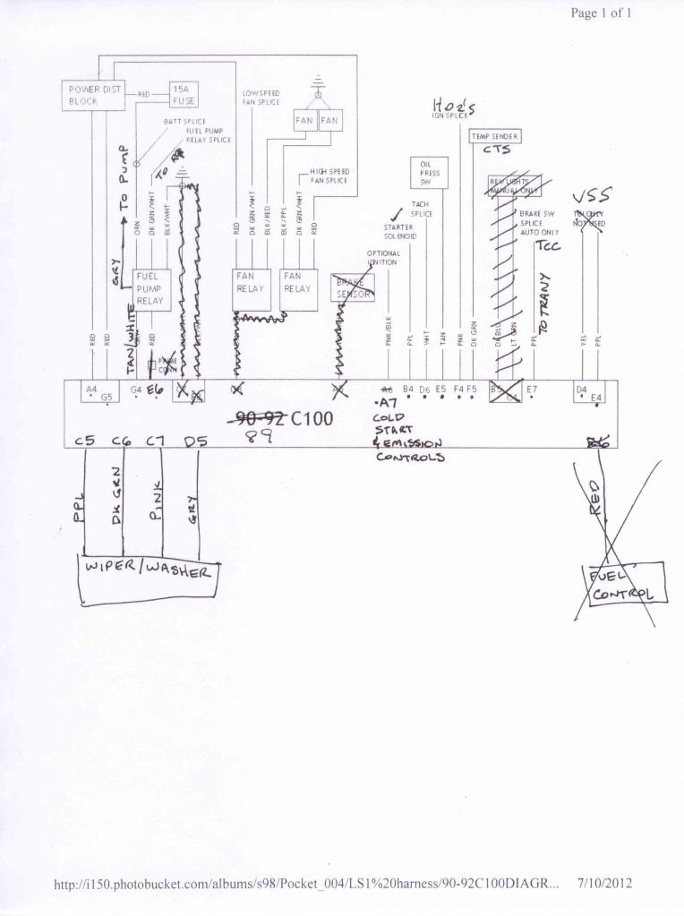 [DIAGRAM] Need Starter Wiring Diagram For Ls1 Ls1tech