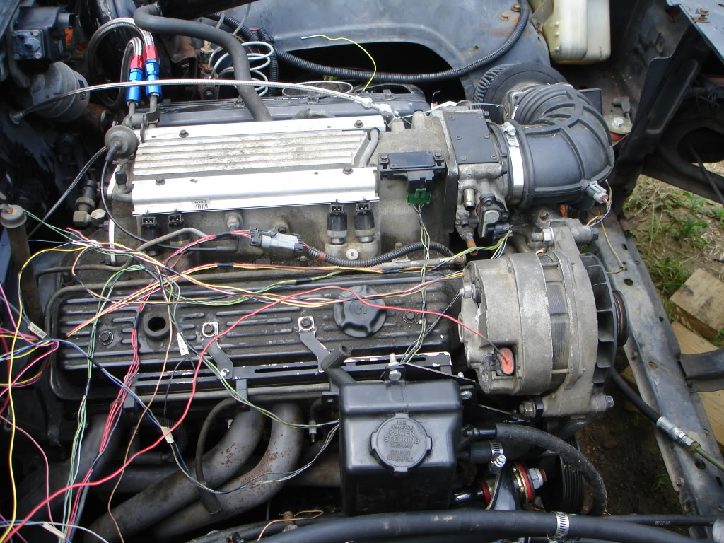 lt1 swap wiring diagram 5 pin din to rca plug harness start finish third generation f body