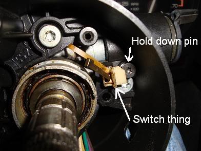 1976 Corvette Engine Compartment Diagram How To Tighten Tilt Steering W Pictures Third