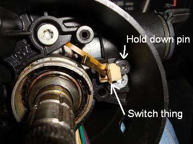 2007 Jeep Wrangler Horn Wiring Diagram How To Tighten Tilt Steering W Pictures Third