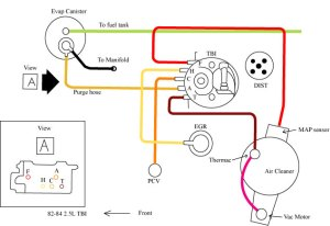 New Vacuum Diagram  Third Generation FBody Message Boards