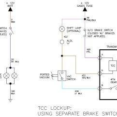 700r4 Transmission Lock Up Wiring Diagram Ford Bronco Starter Solenoid Can Someone Explain The Purpose Of A Converter Switch? - Third Generation F-body Message ...