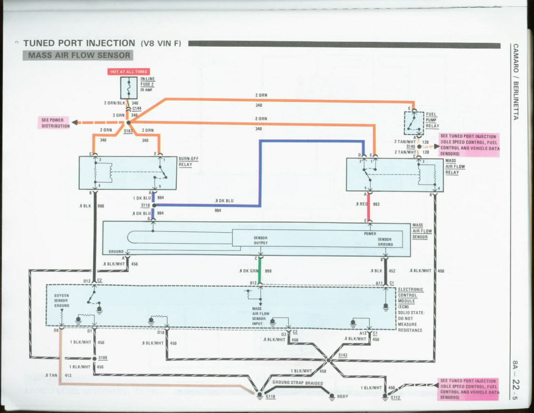 hight resolution of maf relay differences they are not all the same third generation rh thirdgen org 1969 camaro tps wiring diagram