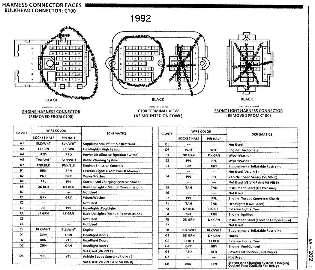 [DIAGRAM] 1993 305 Ecm Diagram FULL Version HD Quality Ecm