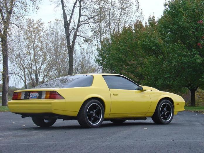 1983 Chevrolet Camaro Pictures Thirdgen Org