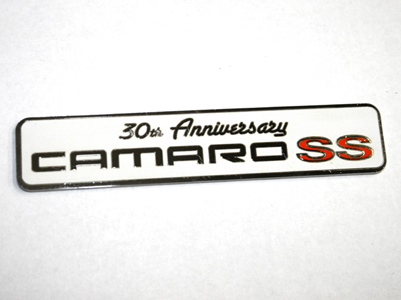 Camaro RS SS Z28 Dash Plaques from third_shift|studios