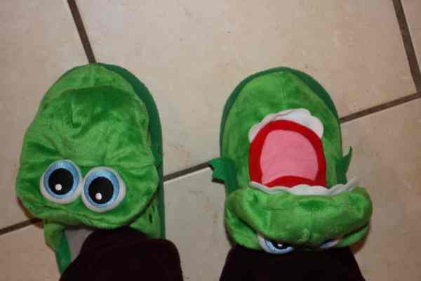 Stompeez Kids Animated Slippers Giveaway