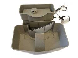 east to clean pet fountain