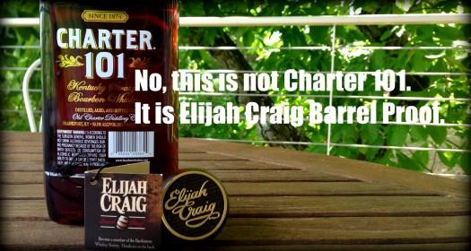 Elijah Craig 12 Barrel Proof Bourbon