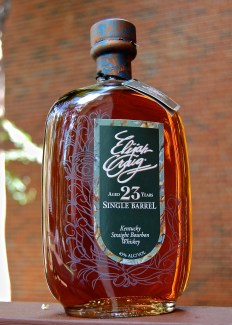 Elijah Craig 23 Single Barrel Bourbon