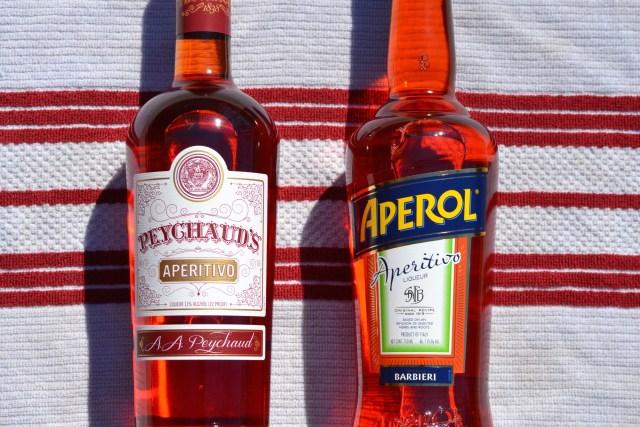 Peychauds Aperitivo Aperol