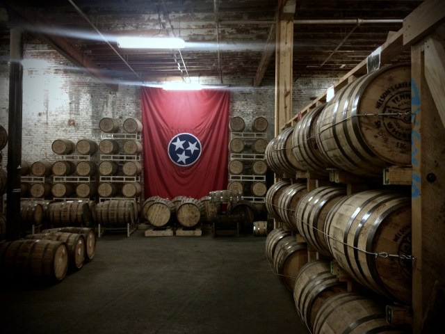 Nelson's Green Brier Distillery Nashville Tennessee