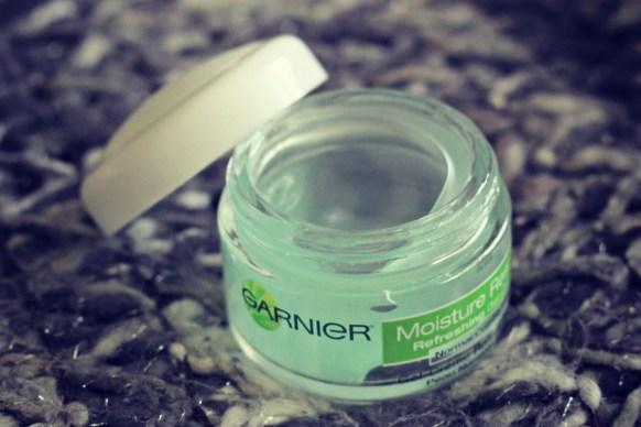 Garnier moisture rescue gel