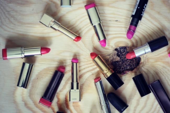 spring and summer 2014 lipsticks