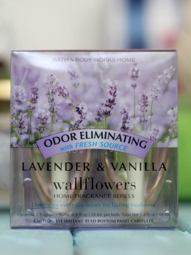 Lavender & Vanilla wallflowers