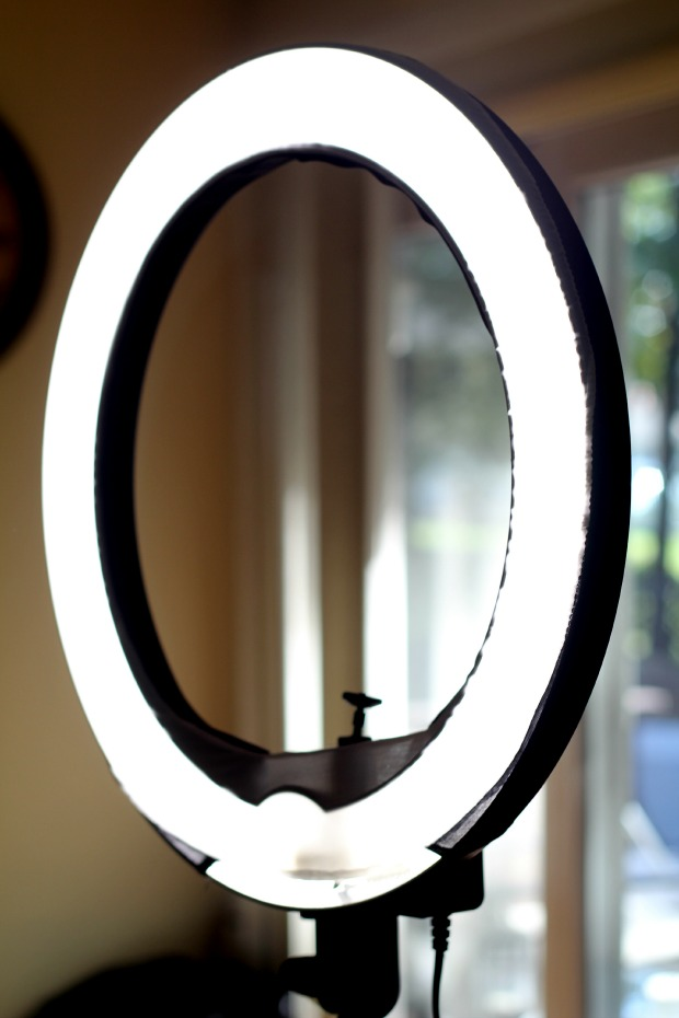 stellar dive ring light