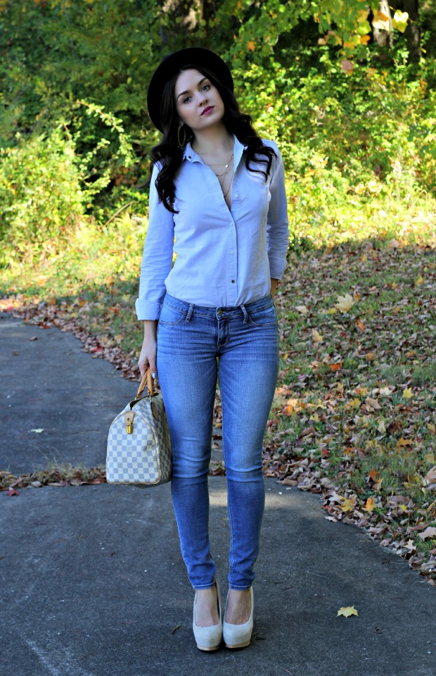 denim outfit 2014