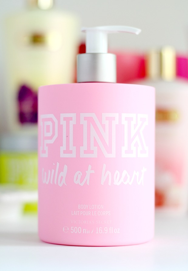 PINK Wild at Heart Body Lotion