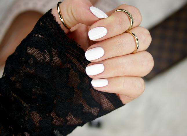 Perfect White Nail Polish