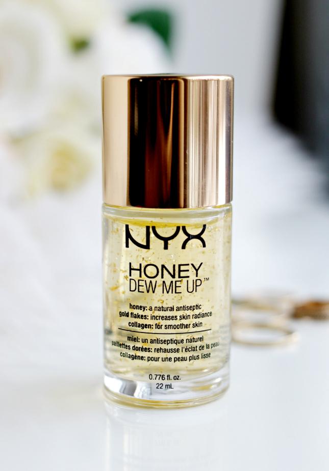 Honey Dew Me Up Nyx primer and serum