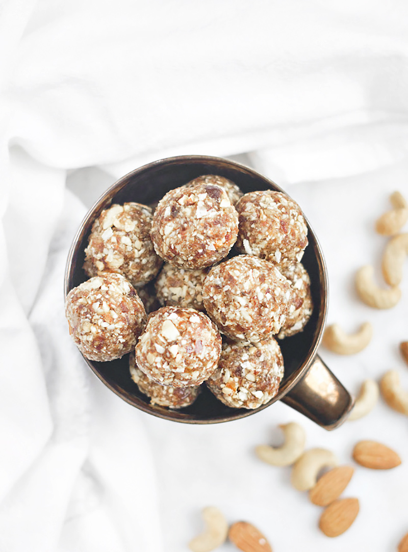 Raw Caramel Bites Recipe