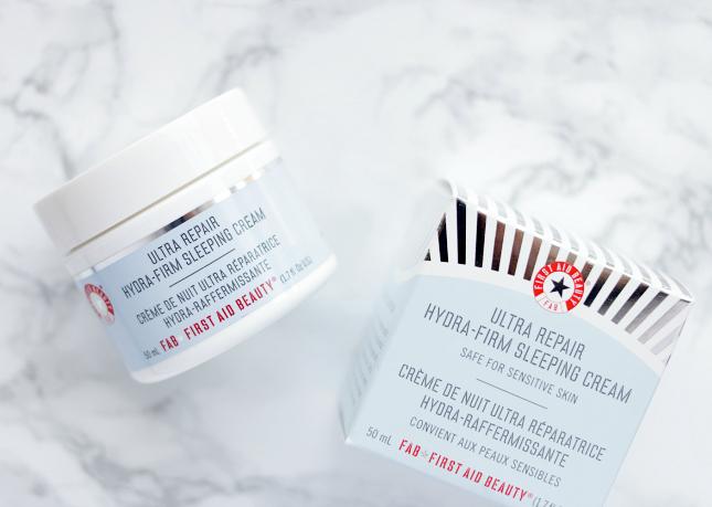 Ultra Repair Hydra-Firm Sleeping Cream First Aid Beauty