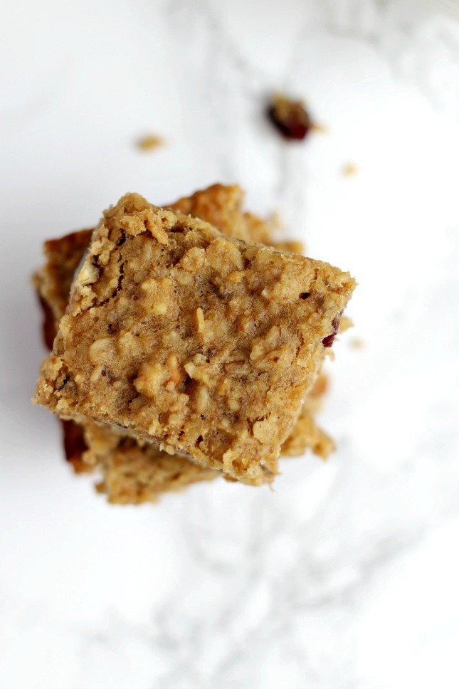 banana bar recipe breakfast