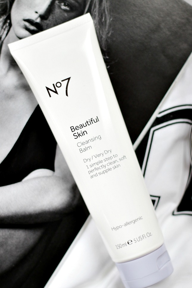 No7 Beautiful Skin Cleansing Balm