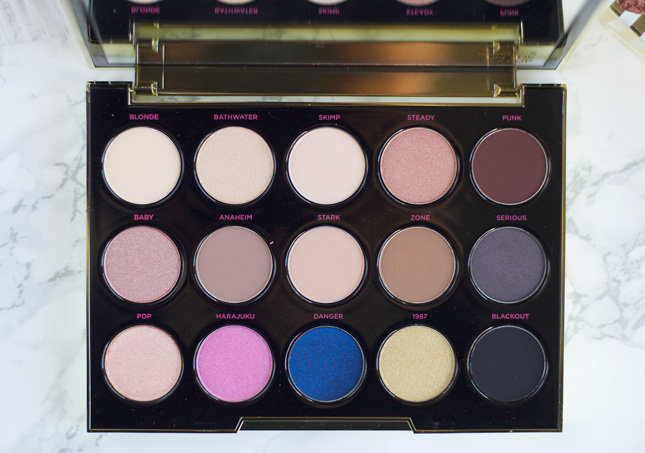 Gwen-Stefani-UD-palette-review-and-swatches