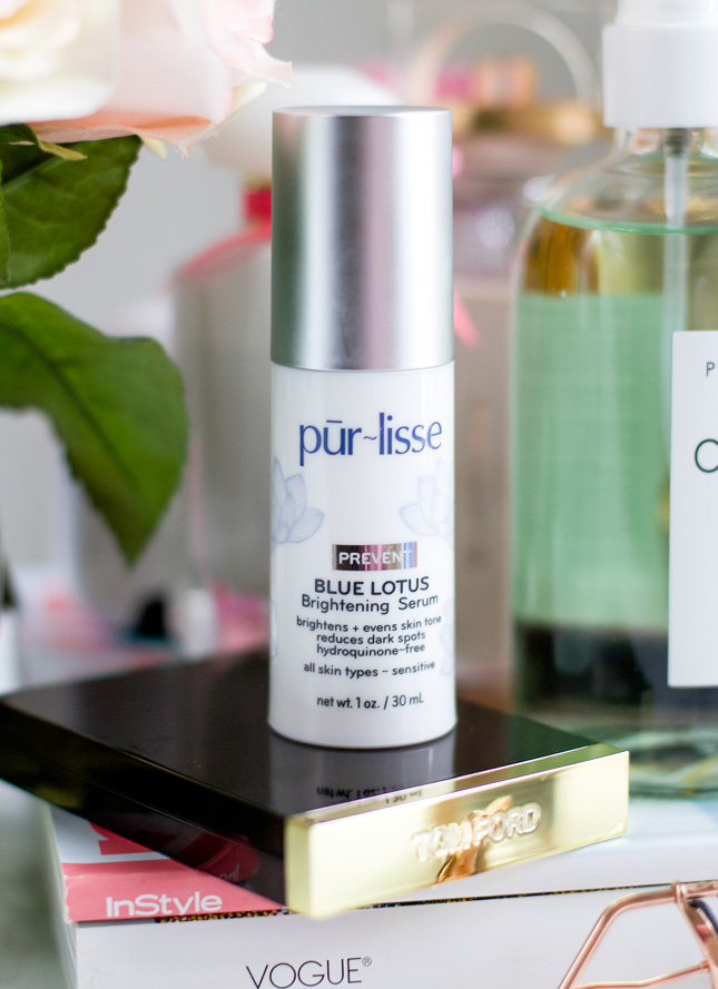 Blue-Lots-pur-lisse-brightening-lotion