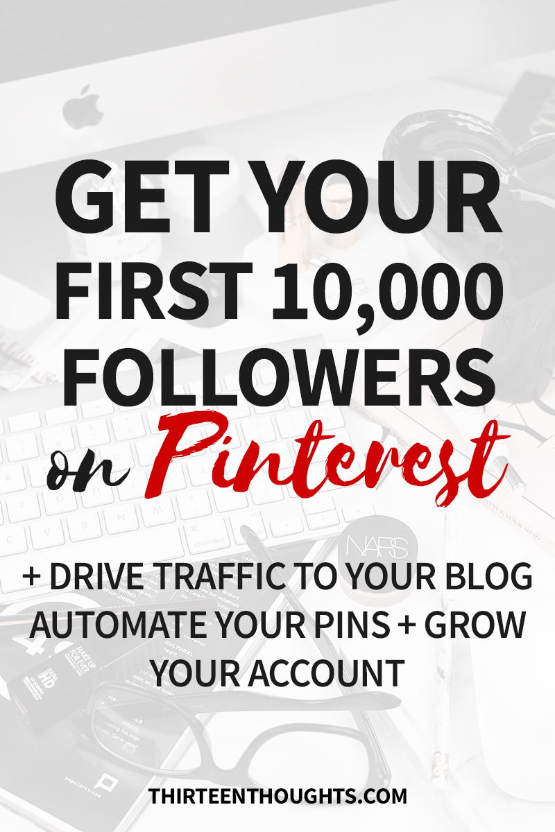 How to grow your Pinterest