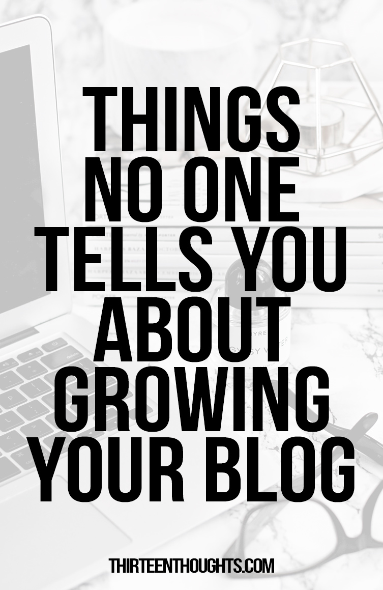 Growing your blog