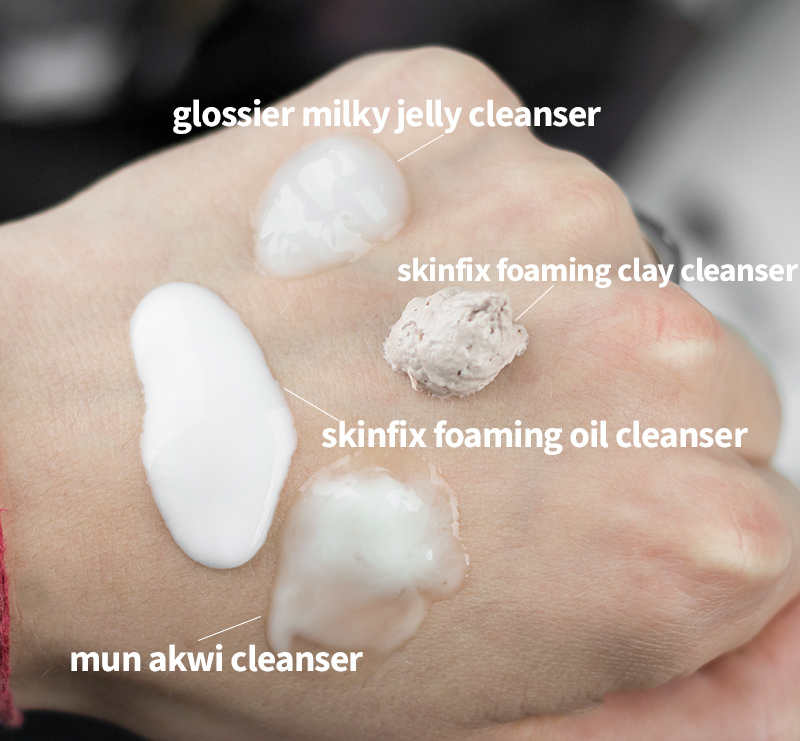 gentle-cleansers