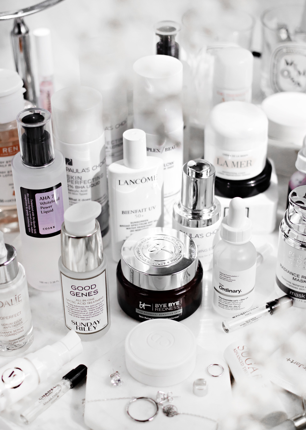 Products to treat dull skin