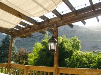 PDF DIY Shade Cloth Pergola Plans Download rolling work ...