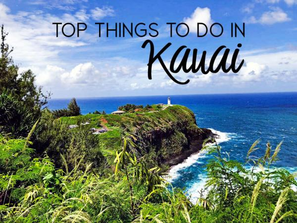 Top In Kauai