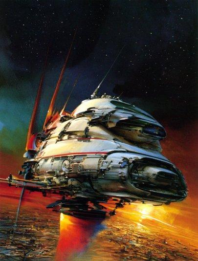 scifi novel
