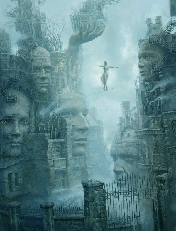 Surreal Art by Andrew Ferez