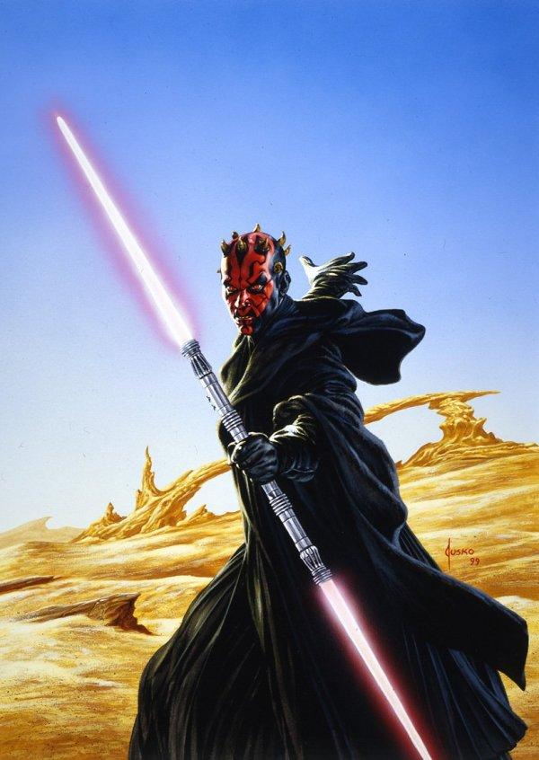 Star Wars Sith Lord Darth Maul