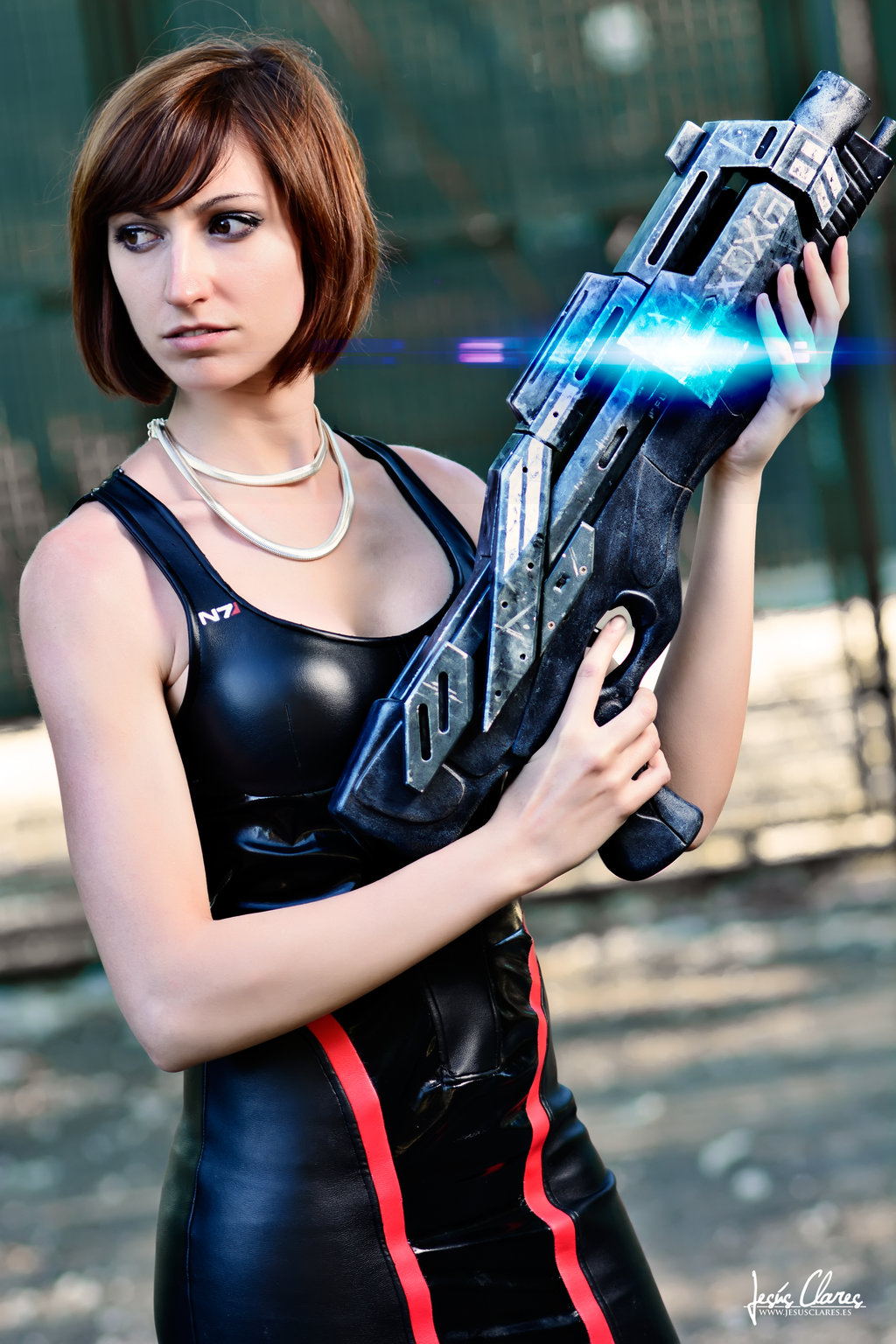 Maya Girls Wallpaper The Sci Fi Video Game Cosplay Of Nebulaluben Nebulaluben