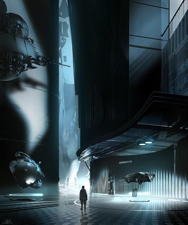 Sci-Fi Art Museum